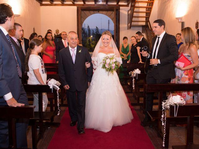 La boda de Fernando y Nayra en Juan Grande, Las Palmas 5