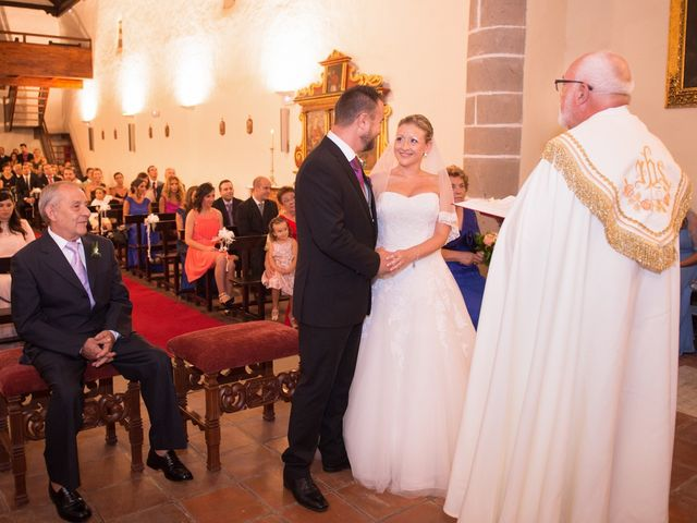 La boda de Fernando y Nayra en Juan Grande, Las Palmas 6