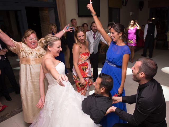 La boda de Fernando y Nayra en Juan Grande, Las Palmas 7