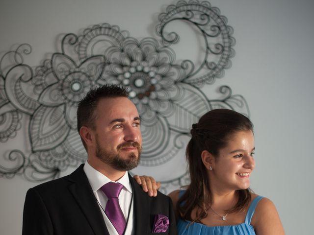 La boda de Fernando y Nayra en Juan Grande, Las Palmas 18