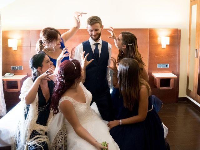 La boda de Miguel y Vero en Esquivias, Toledo 11