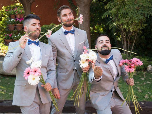 La boda de Miguel y Vero en Esquivias, Toledo 12