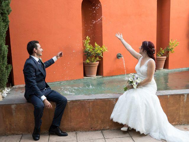 La boda de Miguel y Vero en Esquivias, Toledo 15