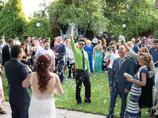 La boda de Miguel y Vero en Esquivias, Toledo 16