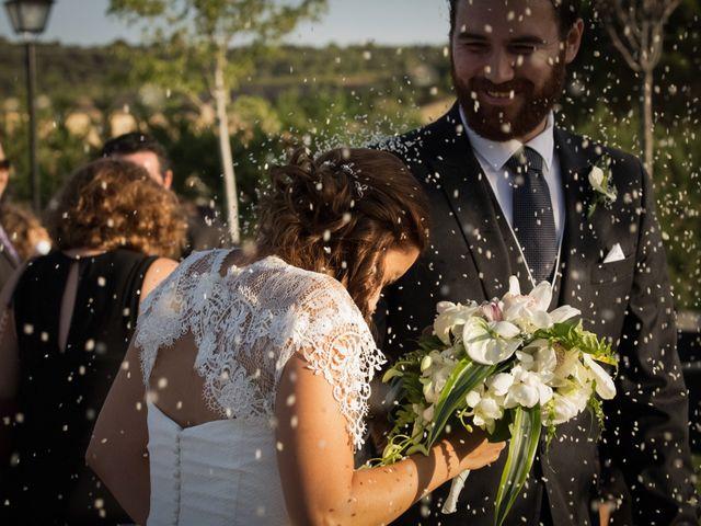 La boda de Javi y Bea en Siguenza, Guadalajara 8