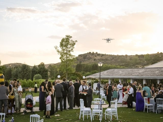 La boda de Javi y Bea en Siguenza, Guadalajara 9