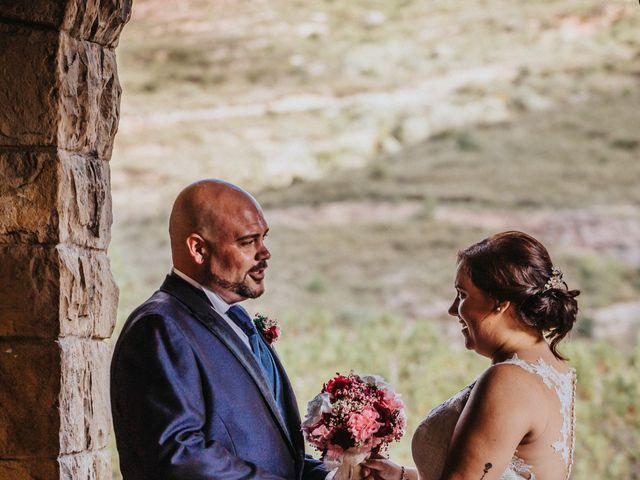 La boda de Diego y Lídia en Monistrol De Montserrat, Barcelona 41