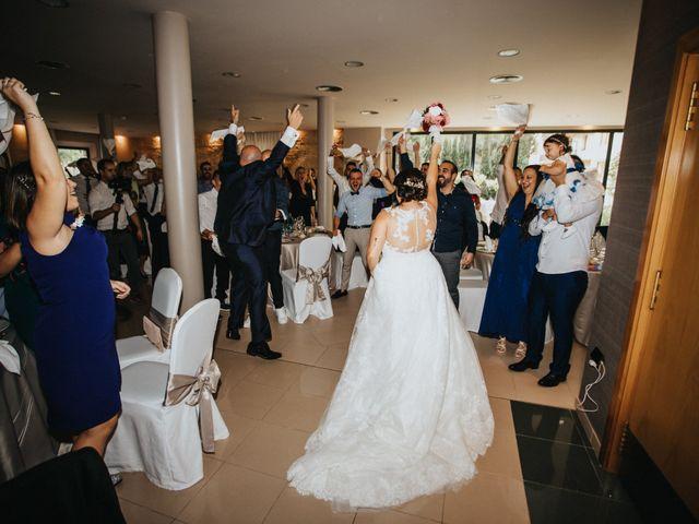 La boda de Diego y Lídia en Monistrol De Montserrat, Barcelona 43