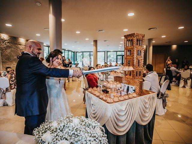 La boda de Diego y Lídia en Monistrol De Montserrat, Barcelona 45