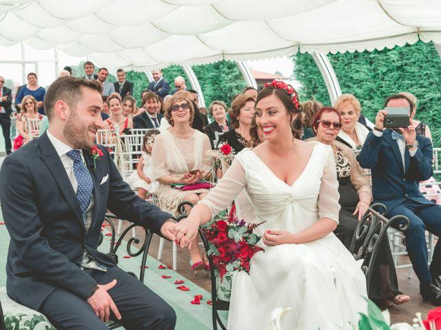 La boda de Rober y Paula en Posada De Llanera, Asturias 16