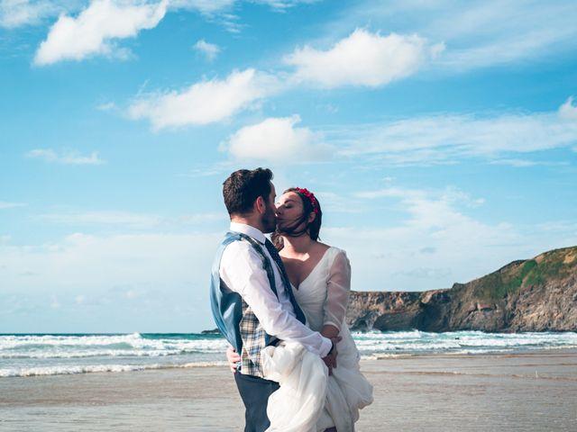 La boda de Rober y Paula en Posada De Llanera, Asturias 38