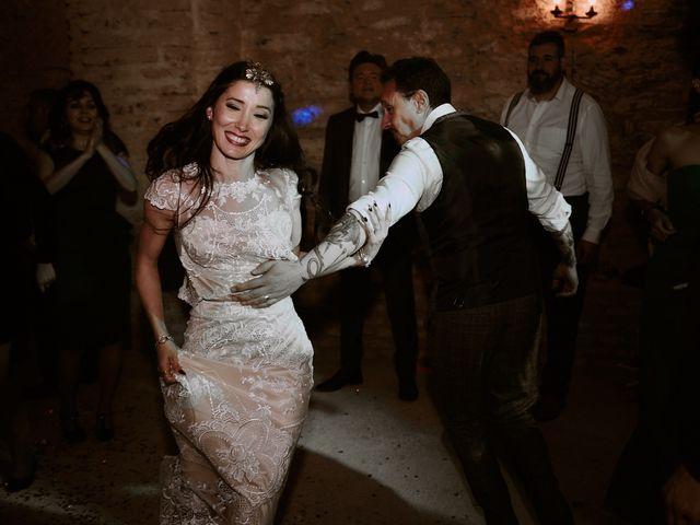 La boda de Josué y Bárbara en Cazalla De La Sierra, Sevilla 11