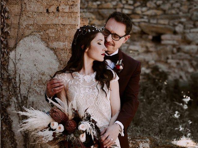 La boda de Bárbara y Josué