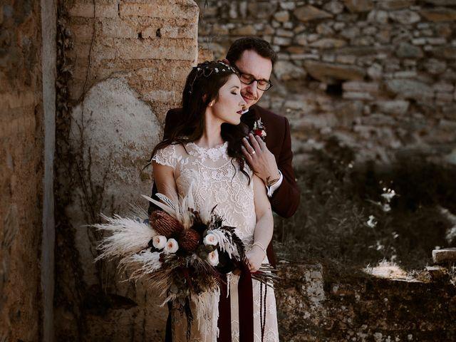La boda de Josué y Bárbara en Cazalla De La Sierra, Sevilla 42
