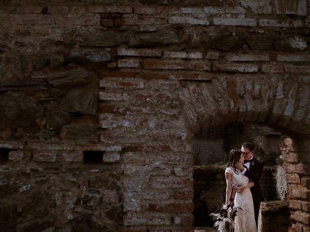 La boda de Josué y Bárbara en Cazalla De La Sierra, Sevilla 43