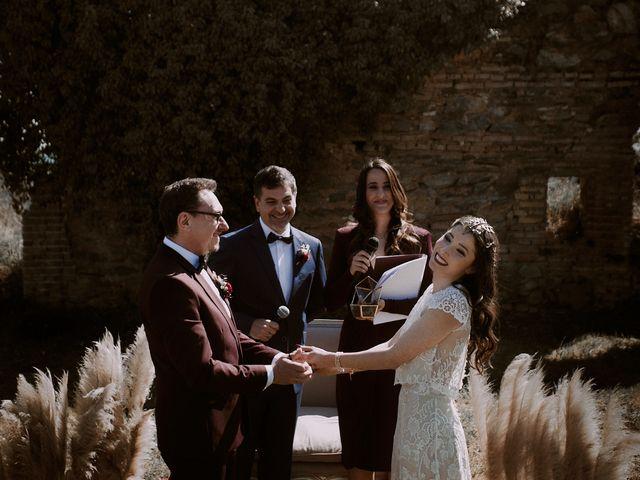 La boda de Josué y Bárbara en Cazalla De La Sierra, Sevilla 52