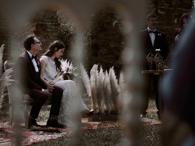 La boda de Josué y Bárbara en Cazalla De La Sierra, Sevilla 58