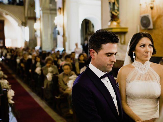 La boda de David y María en Chiva, Valencia 22