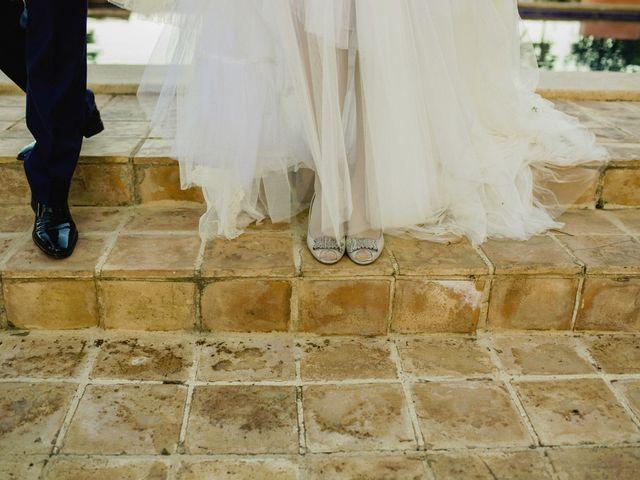La boda de David y María en Chiva, Valencia 31