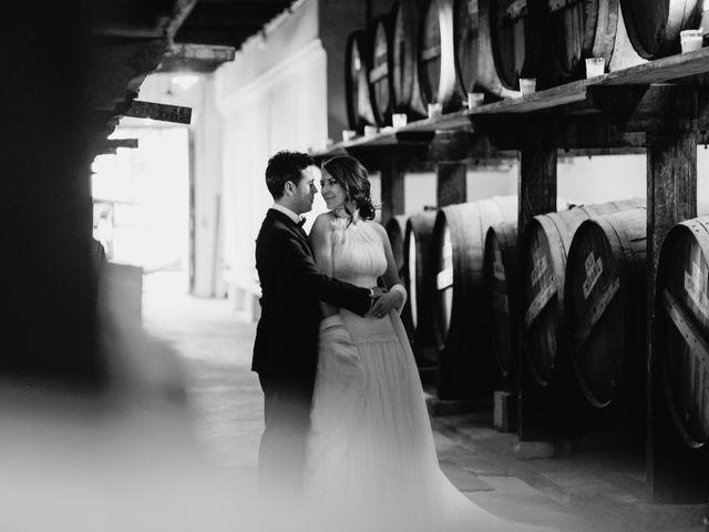 La boda de David y María en Chiva, Valencia 2