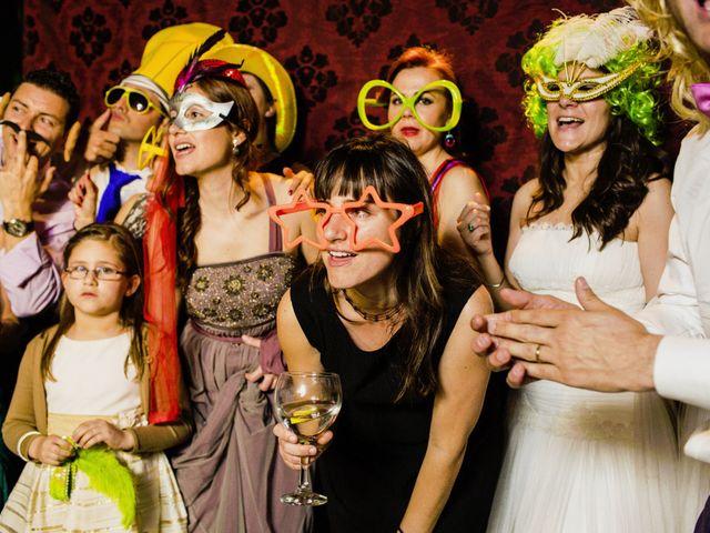 La boda de David y María en Chiva, Valencia 43
