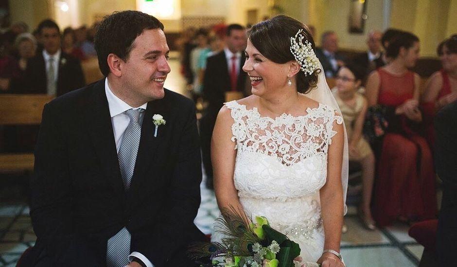 La boda de Stella y Ricardo en Cartagena, Murcia