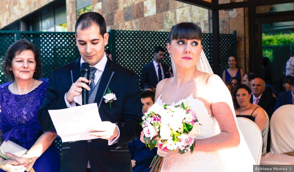 La boda de Carlos y Estefanía en Móstoles, Madrid