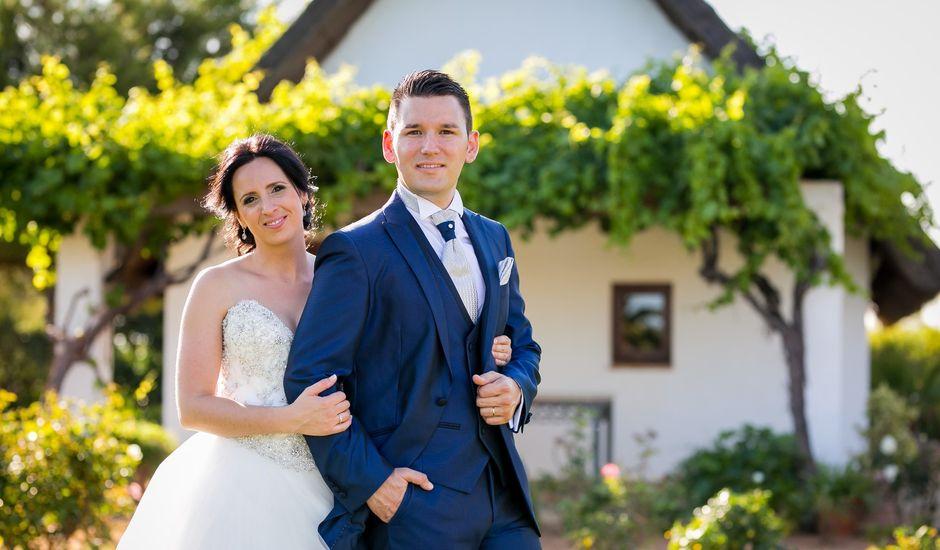 La boda de Alberto y Jacqueline en Catarroja, Valencia
