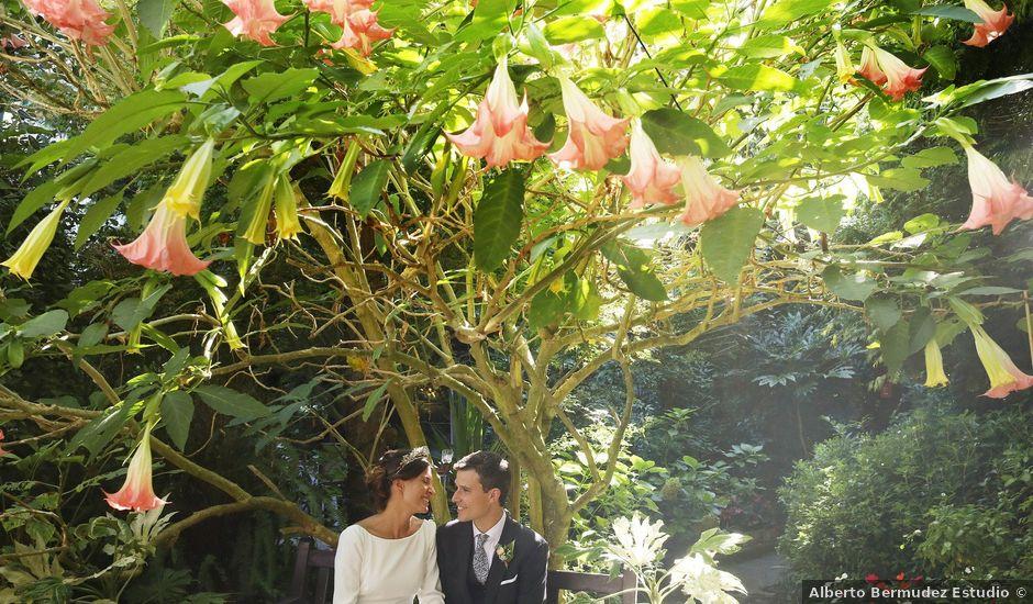 La boda de Ander y Marta en Zarautz, Guipúzcoa