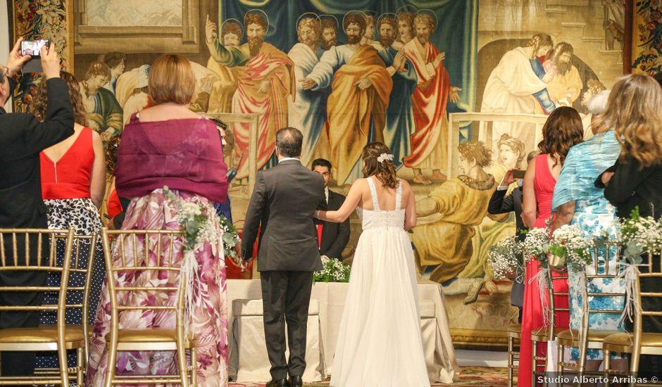 La boda de Ángel y Marta en Madrid, Madrid