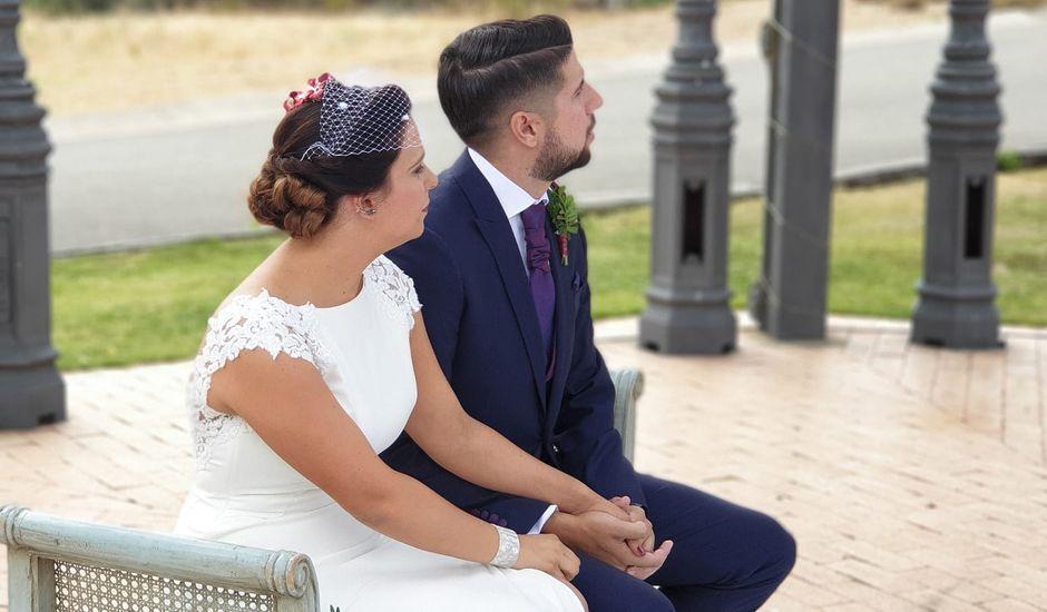 La boda de Cristina  y Christian en Toledo, Toledo