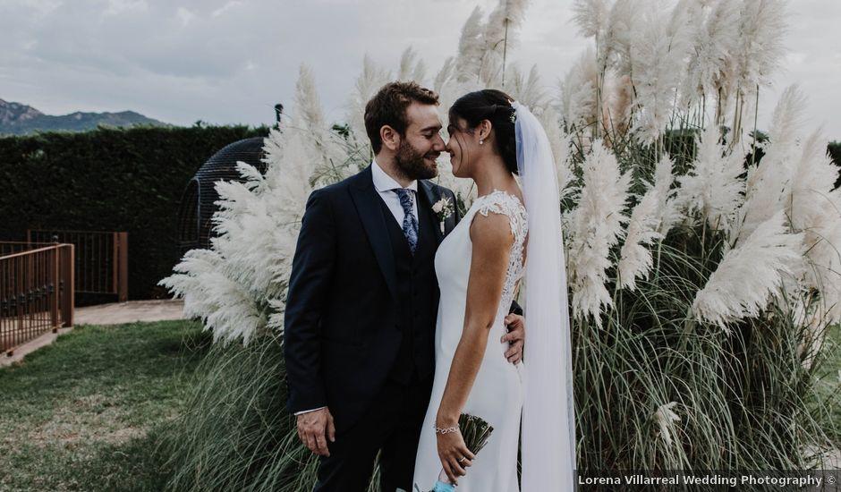 La boda de David y Laia en Santa Cristina D'aro, Girona