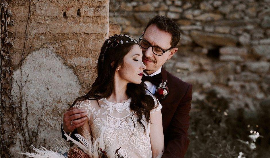 La boda de Josué y Bárbara en Cazalla De La Sierra, Sevilla