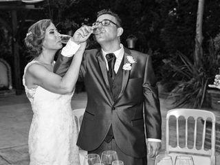 La boda de GONZALO y VIRGINIA