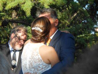 La boda de Katty y Quique 1