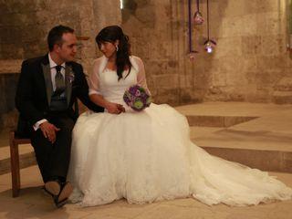 La boda de Maria Fe  y Albert