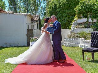La boda de Adrian y Ana