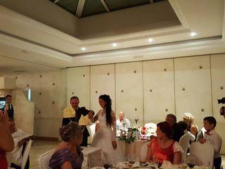La boda de Bella  y Raúl
