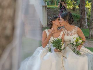 La boda de Sara y Marian 1