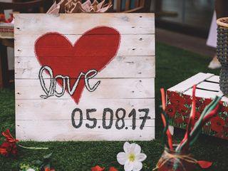 La boda de Janim y Abidan 2