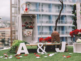 La boda de Janim y Abidan 3