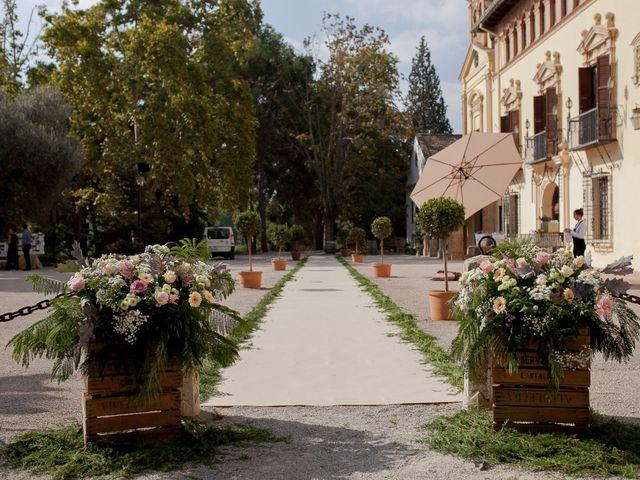 La boda de David y Irene en Riba-roja De Túria, Valencia 1