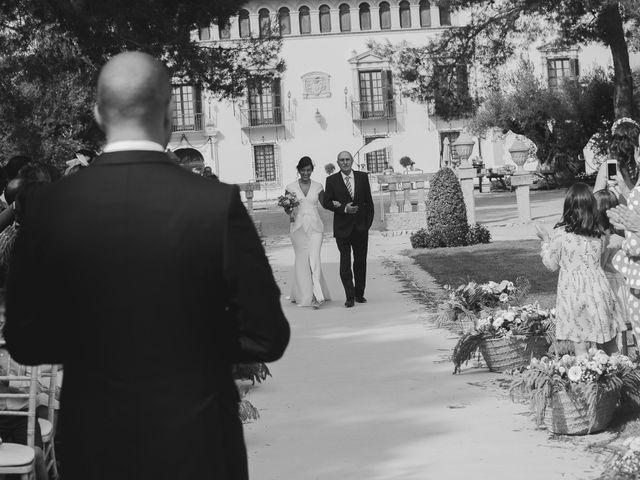 La boda de David y Irene en Riba-roja De Túria, Valencia 27