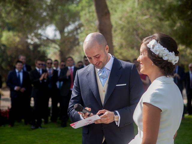 La boda de David y Irene en Riba-roja De Túria, Valencia 30