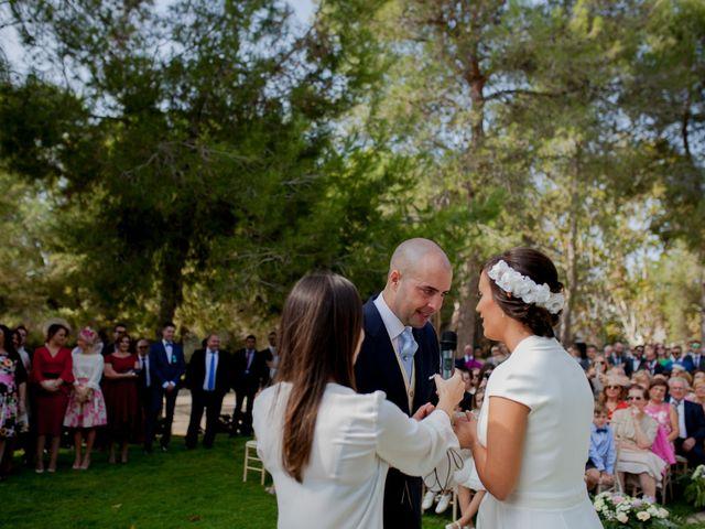 La boda de David y Irene en Riba-roja De Túria, Valencia 31