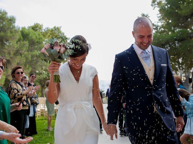 La boda de David y Irene en Riba-roja De Túria, Valencia 34