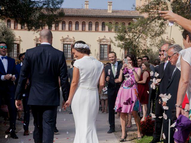La boda de David y Irene en Riba-roja De Túria, Valencia 35
