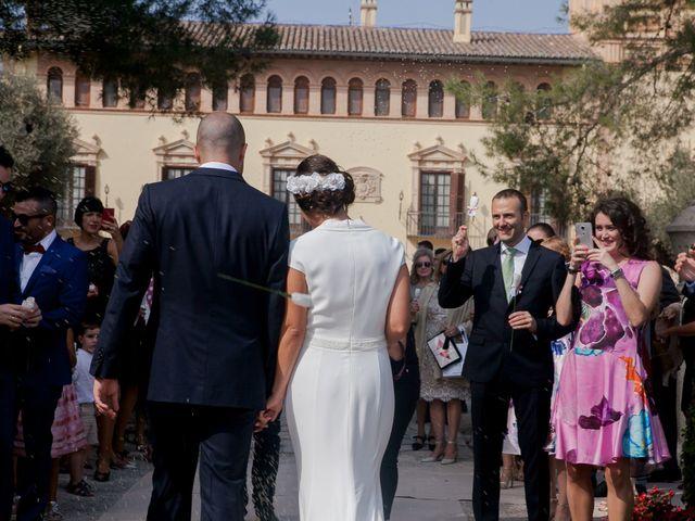 La boda de David y Irene en Riba-roja De Túria, Valencia 36