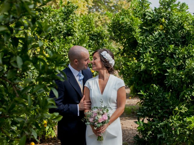 La boda de David y Irene en Riba-roja De Túria, Valencia 38