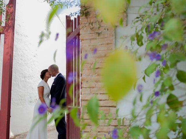 La boda de David y Irene en Riba-roja De Túria, Valencia 40